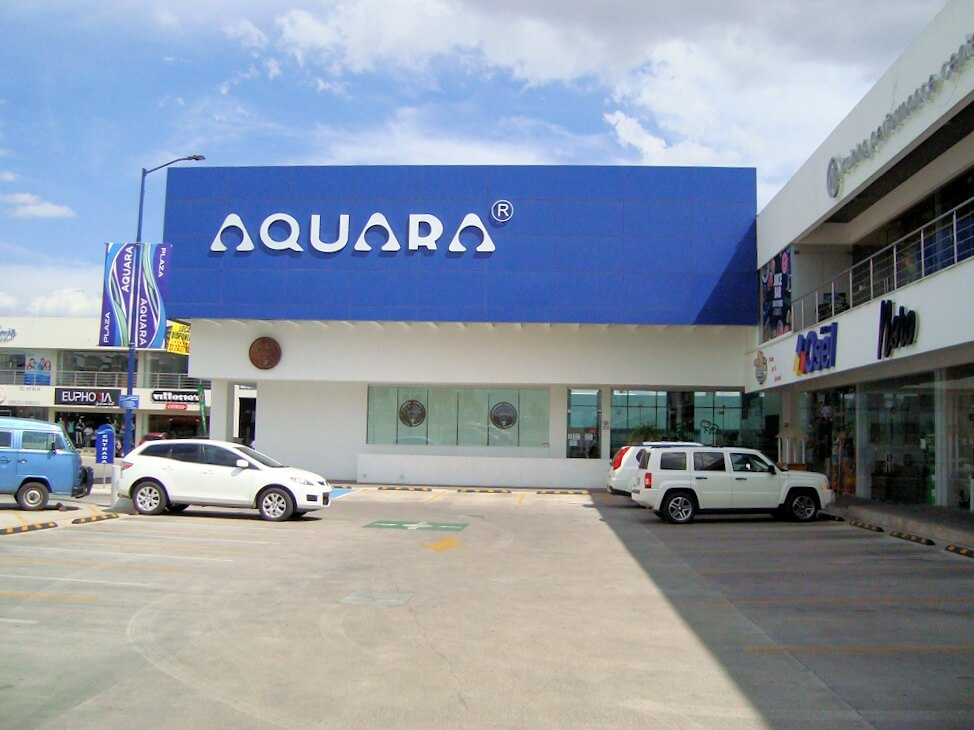 Plaza AQUARA